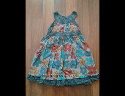 Платье-сарафан mini mode  104-110 см