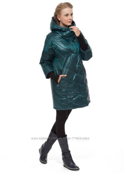 Стильная и теплая курточка для беременных - супер качества до -30