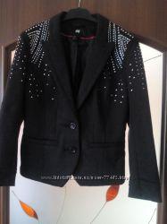 0deeeeb69e3b Пиджак нарядный H&M, 260 грн. Женские пиджаки, жакеты, блейзеры ...