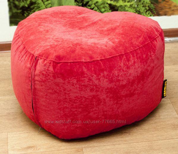 Подарок ко Дню Влюбленных Бескаркасная мебель