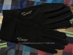 Перчатки с утеплением для сенсорного экрана