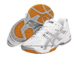 ASICS GEL-Rocket 6.  Волейбольные кроссовки для зала.