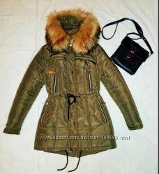 крутая куртка парка MONCLER