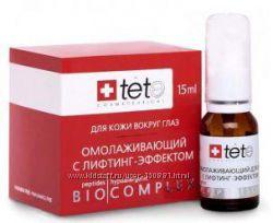 БИОКОМПЛЕКСЫ НА ОСНОВЕ ПЕПТИДОВ TETe Cosmeceutical
