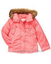 Курточка Gymboree на флисе размер Л