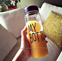 Легендарная My bottle  бутылочка Май ботл в наличии