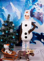 Прокат костюмов снеговик олаф