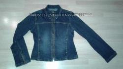 Куртка, пиджак джинсовый Simply, р. М маломерит. Стрейчевый.