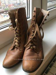Ботинки Zara размер 38, стелька 24, 5см