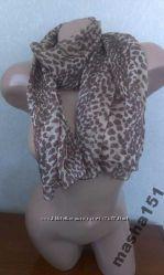 Классный легкий шарф от ТСМ Tchibo В наличии