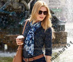 Изумительный женский шарф палантин от ТСМ Tchibo В наличии