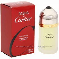 Cartier Pasha EDT Spray for Men тестер 100 мл