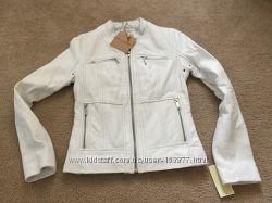 Женская кожаная куртка Michael Kors XS S
