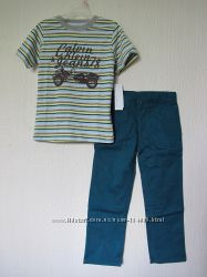 Новый комплект Calvin Klein брюки и футболка на 5 лет. Америка