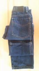 U. S. POLO ASSN, Темно-сині джинси р. 7, стан нових.