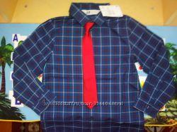 Рубашка с галстуком H&M