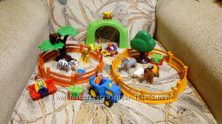 Playmobil Большой зоопарк Big Zoo