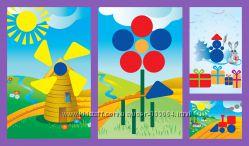 Карточки для блоков Дьенеша