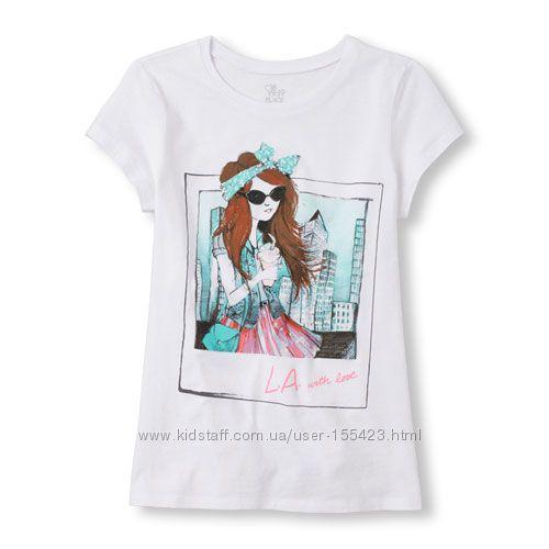 футболки Childrens Place размер М