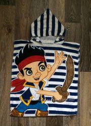 Плажное полотенце пончо Disney
