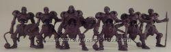 Набор солдатиков СКЕЛЕТЫ серии Битвы Фентези