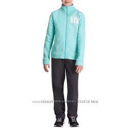 Спортивный костюм теплый 6-8 лет и  9-10 Декатлон Domyos