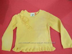 Красивый свитерок для девочки р. 3 года