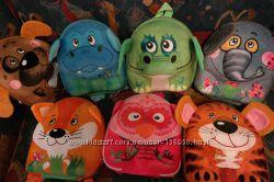 Классные и забавные рюкзачки для деток