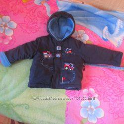 Демісезонна-зимова куртка ROTHSCHILD  12 міс
