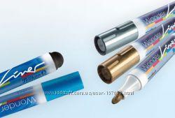 Фломастери, воскові олівці, маркери для декорацій та скрап Herlitz, Pelikan
