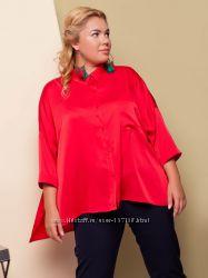 Новая блуза р. 58-60