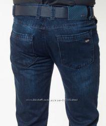 тёмно синие турецкие джинсы 30-38 р. качественные