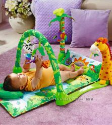 Развивающий коврик Тропический Лес