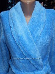 Теплые халаты в наличии  42, 44 размеры