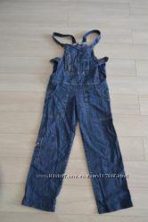Продам джинсовый комбинезон для беременных