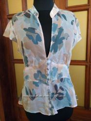 Шёлковая блуза фирмы George