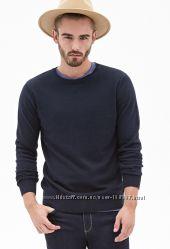 Классический свитер Forever 21. Размер L. Привезен из США.