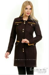 Пальто Авейра от ТМ Леся Украинка