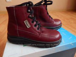Кожа ботинки Romagnoli Италия, 29 размер, стелька18, 5