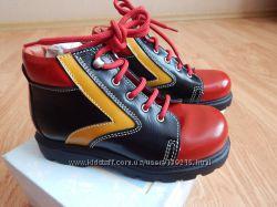 Кожа Ботиночки Romagnoli Италия 29 размер