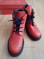 Итальянские демисезонные ботинки PEPS 33 размер