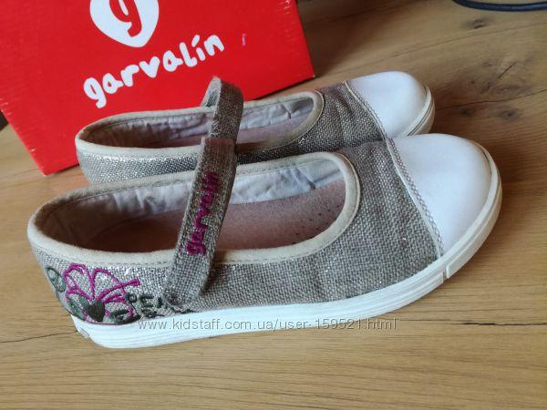 Туфли кеды Garvalin 31 размер 19, 5 стелька