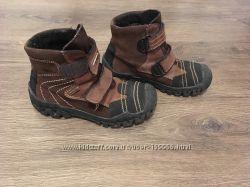 Демисезонные ботинки Richter, 20 см