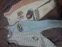 одяг для хлопчика та дівчинки новий, фірмовий та б. в