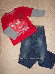 Фирменные джинсы GAP Америка Оригинал, реглан в подарок