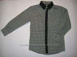 Клетчатая рубашка GEORGE рост 116-122