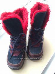 Зимние ботинки на овчине Antilopa 29 р.
