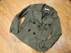 Красивый пиджак от George размер м-л оливковый