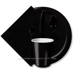 Одноразовая бумажная посуда в наличии