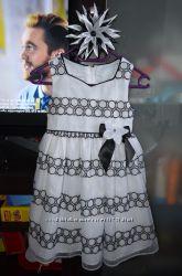 Очень нарядное платье  BONNE JEAN